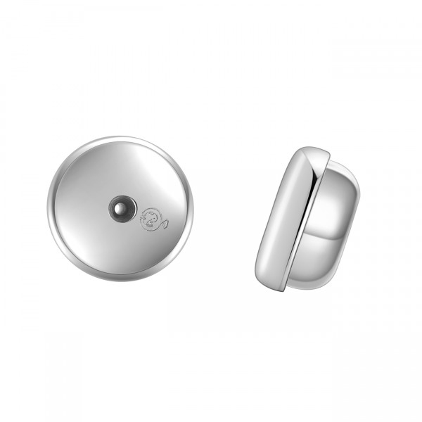 LOVpure Ersatzverschlüsse Ø 5 mm in 925er Silber