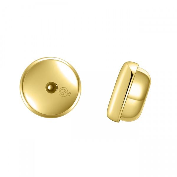 LOVpure Ersatzverschlüsse Ø 5 mm in 585er Gold